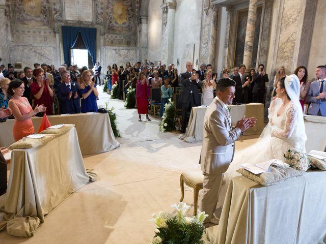 Il matrimonio di Alessandro e Federica a Roma, Roma 24
