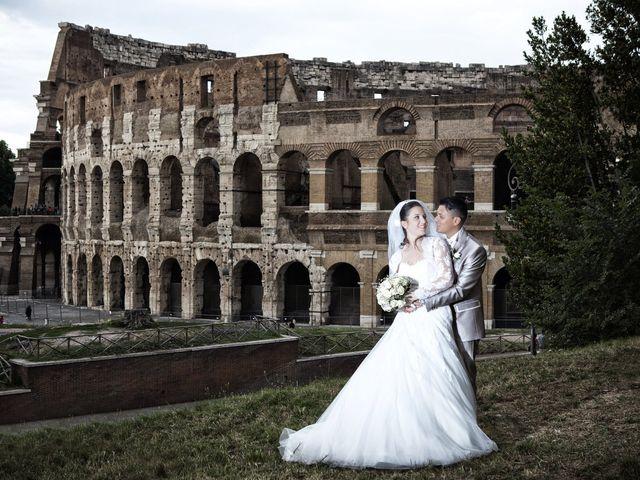 Il matrimonio di Alessandro e Federica a Roma, Roma 2