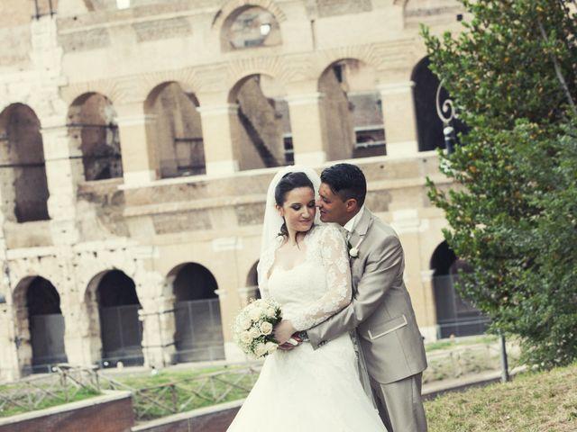 Il matrimonio di Alessandro e Federica a Roma, Roma 26