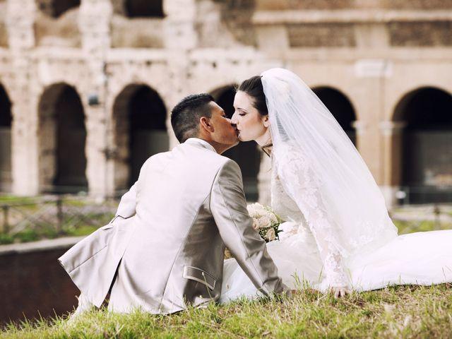 Il matrimonio di Alessandro e Federica a Roma, Roma 27