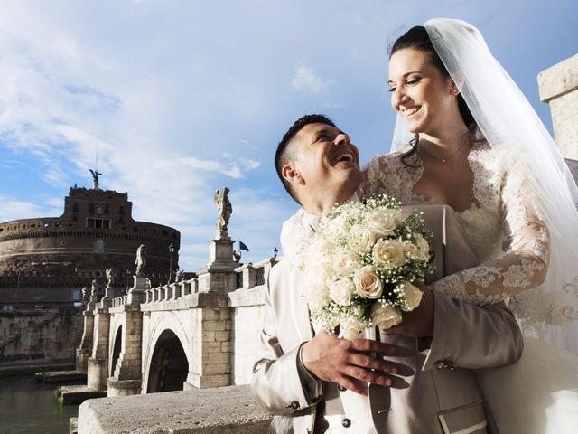 Il matrimonio di Alessandro e Federica a Roma, Roma 31