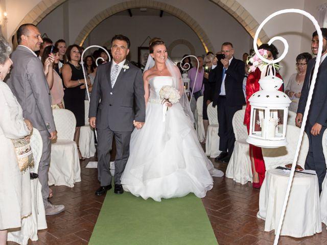 Il matrimonio di Marina e Yannis a Foggia, Foggia 9