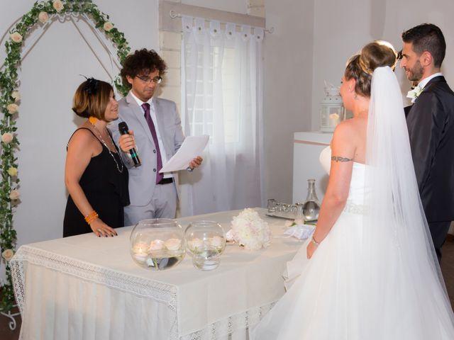Il matrimonio di Marina e Yannis a Foggia, Foggia 10