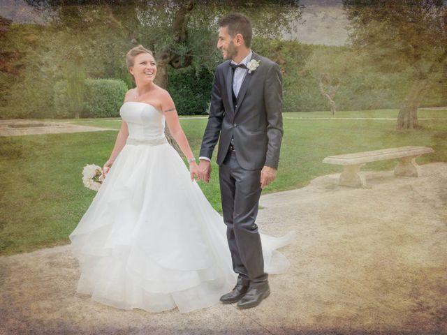 Il matrimonio di Marina e Yannis a Foggia, Foggia 13