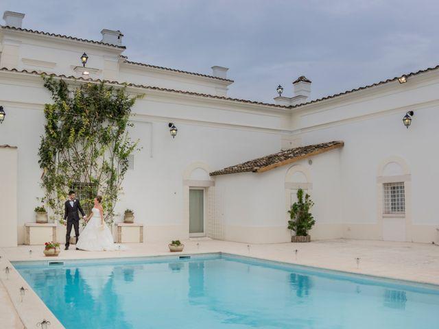 Il matrimonio di Marina e Yannis a Foggia, Foggia 14