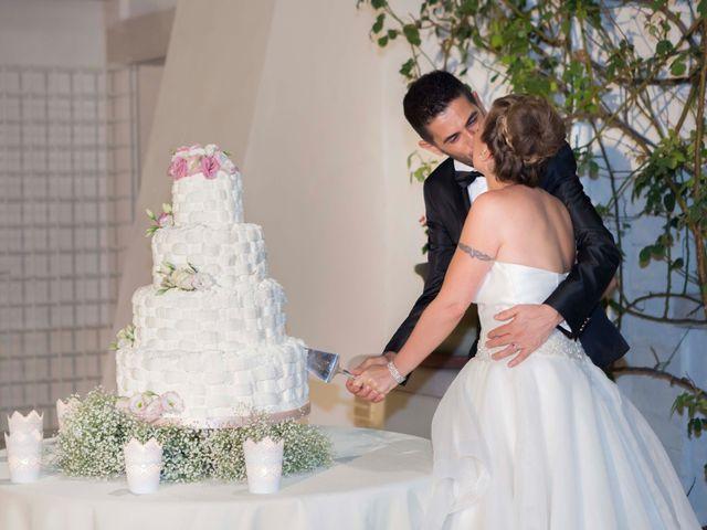 Il matrimonio di Marina e Yannis a Foggia, Foggia 15