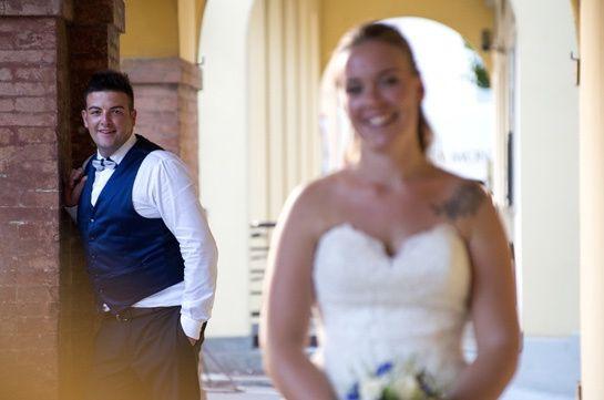 Il matrimonio di Salvatore Antonio e Giulia a San Secondo Parmense, Parma 3
