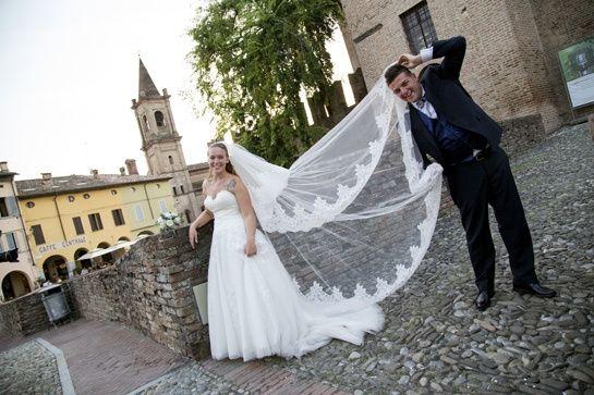 Il matrimonio di Salvatore Antonio e Giulia a San Secondo Parmense, Parma 23