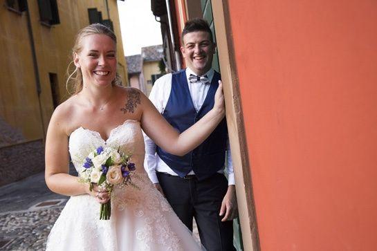 Il matrimonio di Salvatore Antonio e Giulia a San Secondo Parmense, Parma 24