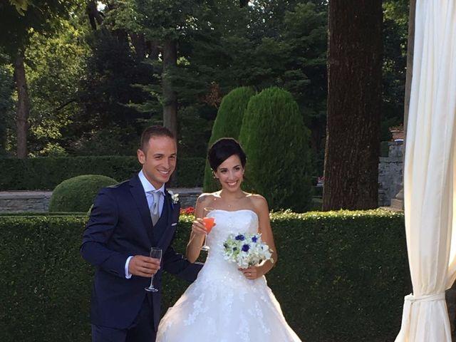 Il matrimonio di Marco e Laura a Mapello, Bergamo 6