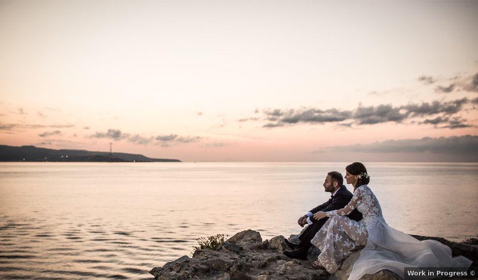 Il matrimonio di Giuseppe e Roberta a Scilla, Reggio Calabria