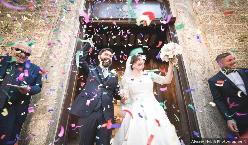Il matrimonio di Gabriele e Agnese a Casale Marittimo, Pisa