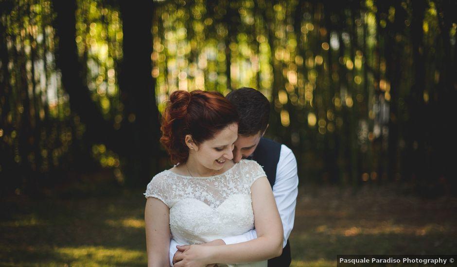 Il matrimonio di Lorenzo e Claudia a Prato, Prato