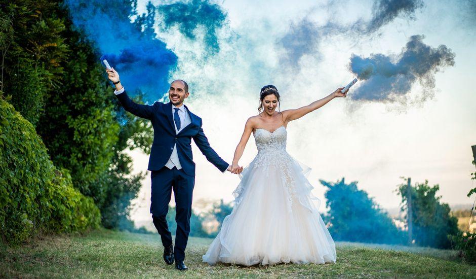 Il matrimonio di Massimo  e Jessica a Piacenza, Piacenza