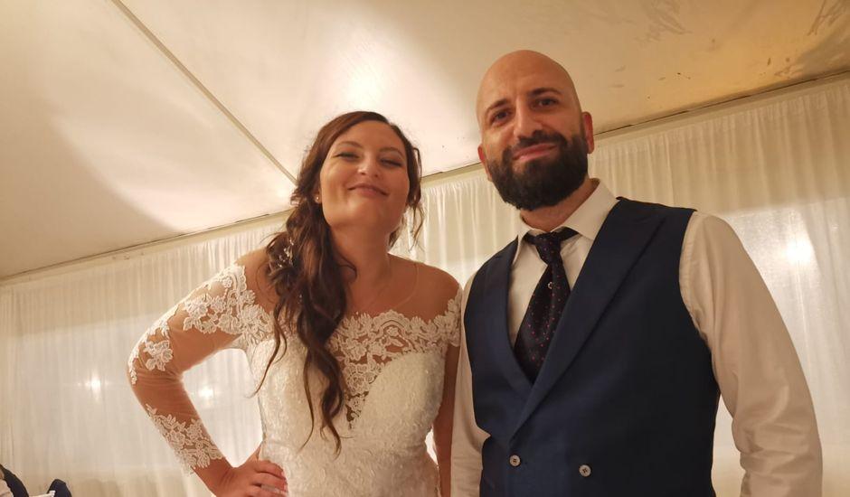 Il matrimonio di Nico e Laura a Roma, Roma