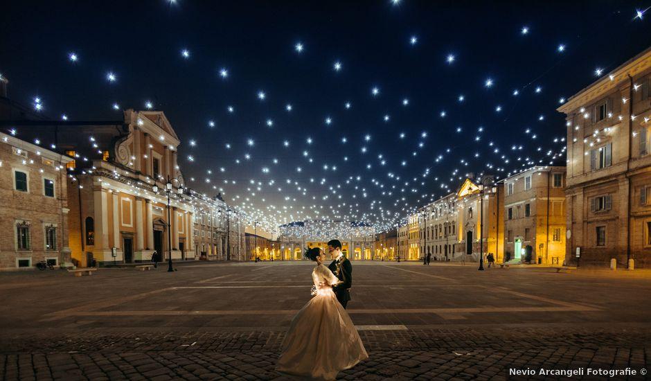 Il matrimonio di Debora e Andrea a Senigallia, Ancona