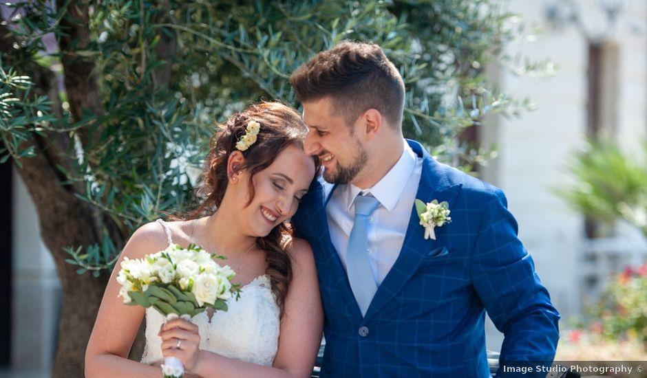 Il matrimonio di Fabio e Flavia a Minturno, Latina