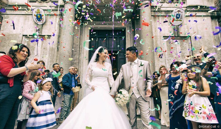 Il matrimonio di Alessandro e Federica a Roma, Roma
