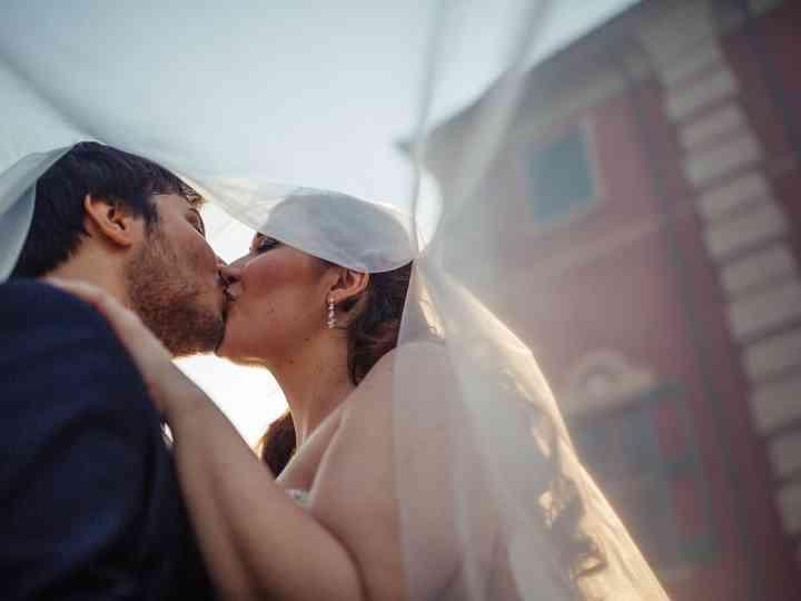 le nozze di Valentina e Alfio