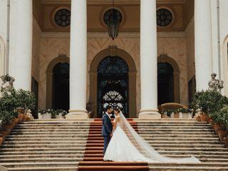 Le nozze di Giulia e Piercarlo
