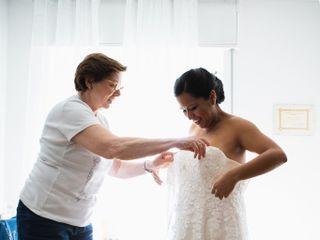 Le nozze di Marisol e Andrea 1