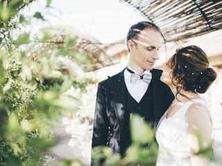 Le nozze di Letizia e Mario