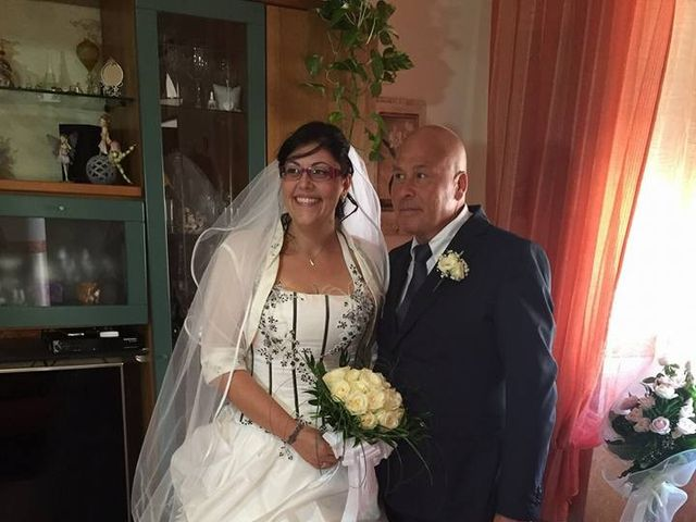 Il matrimonio di Domenico e Anna a Liberi, Caserta 5