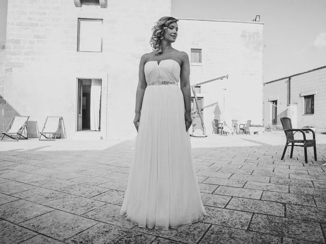 Il matrimonio di Raffaele e Alina a Melendugno, Lecce 15