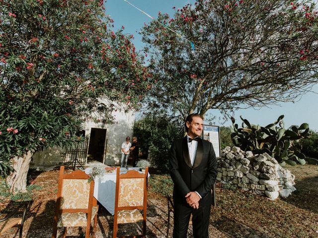 Il matrimonio di Raffaele e Alina a Melendugno, Lecce 20