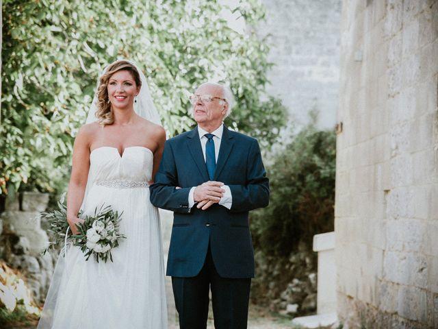 Il matrimonio di Raffaele e Alina a Melendugno, Lecce 21