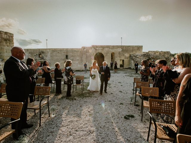 Il matrimonio di Raffaele e Alina a Melendugno, Lecce 22