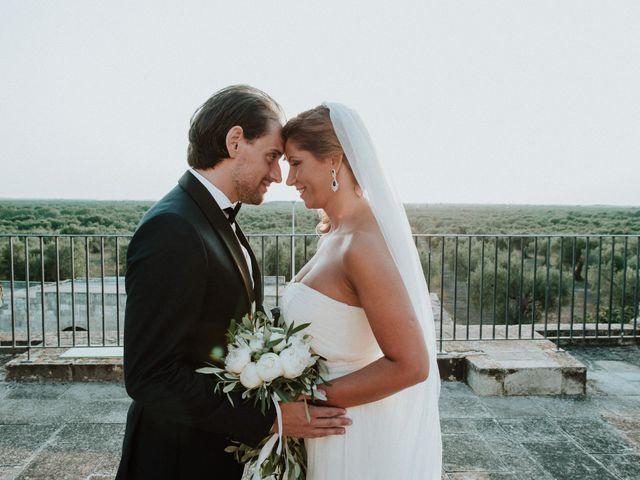 Il matrimonio di Raffaele e Alina a Melendugno, Lecce 25