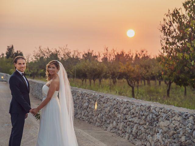 Il matrimonio di Raffaele e Alina a Melendugno, Lecce 29