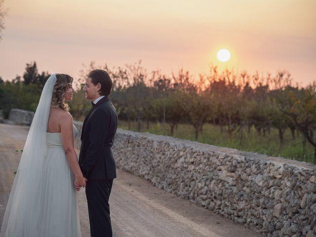 Il matrimonio di Raffaele e Alina a Melendugno, Lecce 32
