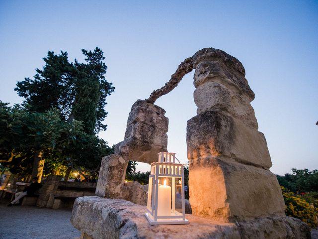 Il matrimonio di Raffaele e Alina a Melendugno, Lecce 37