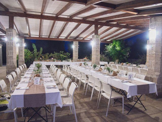 Il matrimonio di Raffaele e Alina a Melendugno, Lecce 39