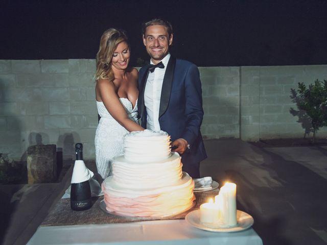 Il matrimonio di Raffaele e Alina a Melendugno, Lecce 50