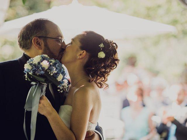 Il matrimonio di Andrea e Laura a Sulbiate, Monza e Brianza 40