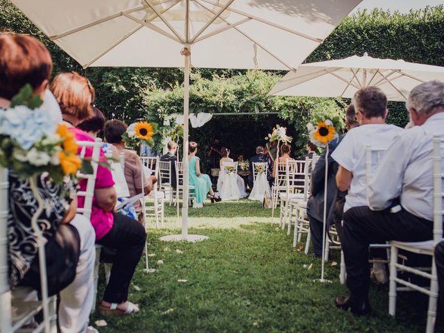 Il matrimonio di Andrea e Laura a Sulbiate, Monza e Brianza 47