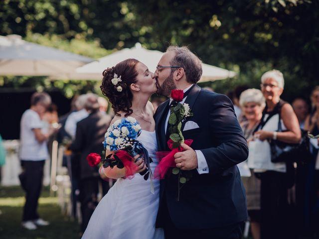 Il matrimonio di Andrea e Laura a Sulbiate, Monza e Brianza 48