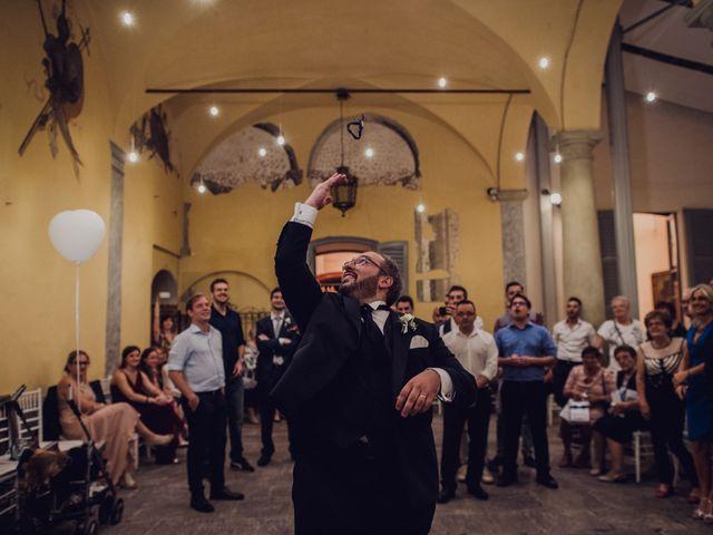 Il matrimonio di Andrea e Laura a Sulbiate, Monza e Brianza 86