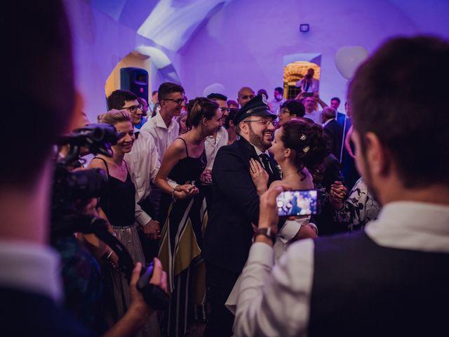 Il matrimonio di Andrea e Laura a Sulbiate, Monza e Brianza 92