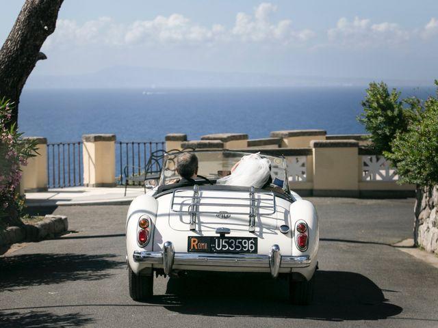 Il matrimonio di Claudio e Angela a Sorrento, Napoli 6