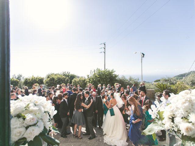 Il matrimonio di Claudio e Angela a Sorrento, Napoli 12