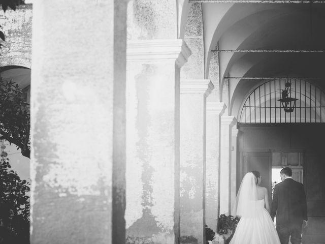 Il matrimonio di Claudio e Angela a Sorrento, Napoli 14