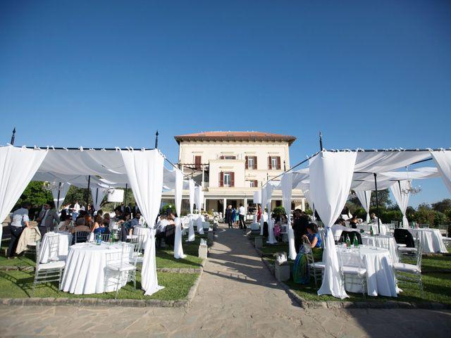 Il matrimonio di Claudio e Angela a Sorrento, Napoli 20