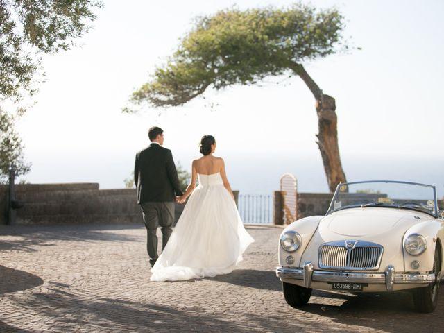 Il matrimonio di Claudio e Angela a Sorrento, Napoli 21