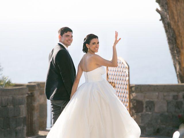 Il matrimonio di Claudio e Angela a Sorrento, Napoli 22