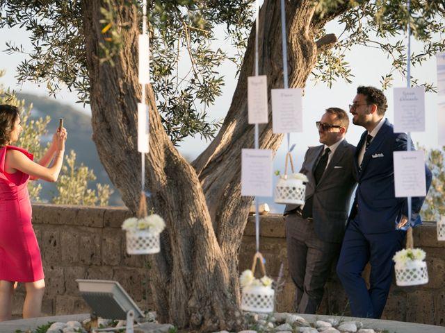 Il matrimonio di Claudio e Angela a Sorrento, Napoli 26