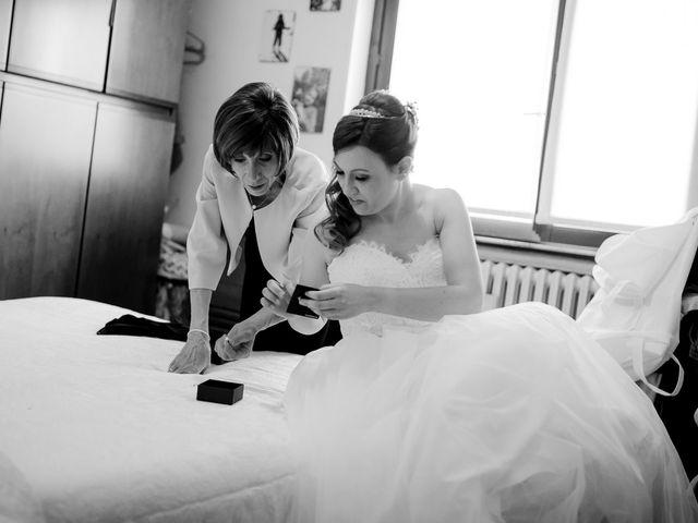 Il matrimonio di Davide e Ilaria a Carvico, Bergamo 5